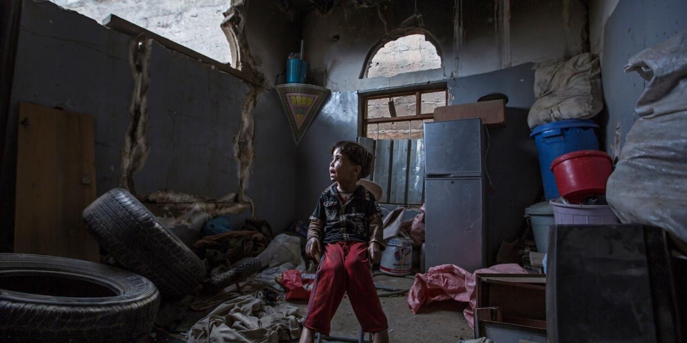 أزمة اليمن: 1000 يوم منذ بدء الكارثة الانسانية في اليمن